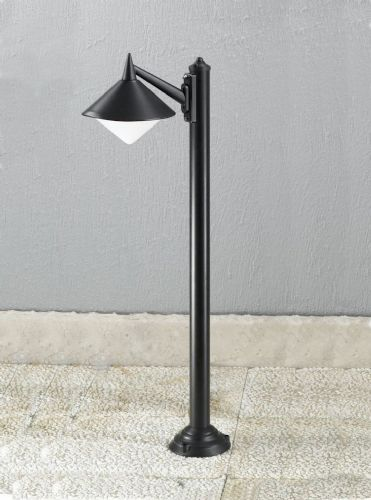 Franklite EXT6586 Black Post Light